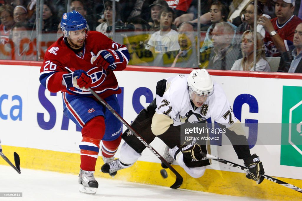 Pittsburgh Penguins v Montreal Canadiens - Game Six