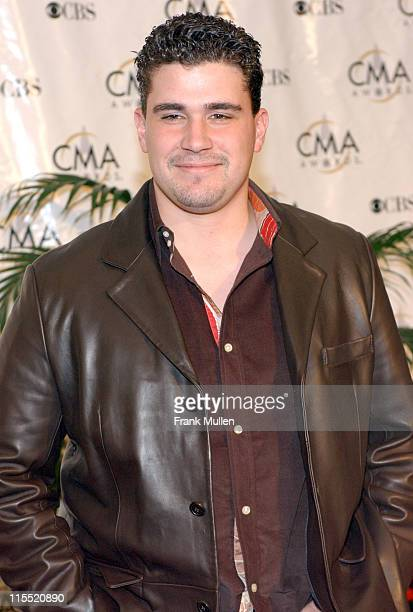Josh Gracin during 38th Annual Country Music Awards Arrivals at Grand Ole Opry House in Nashville Tennessee United States