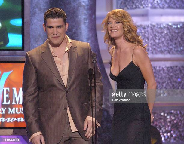 Josh Gracin during 40th Annual Academy of Country Music Awards Show at Mandalay Bay Resort and Casino Events Center in Las Vegas Nevada United States