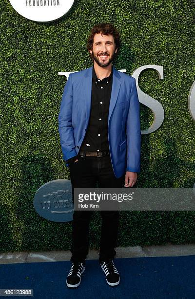 Josh Groban attends the 15th Annual USTA Opening Night Gala at USTA Billie Jean King National Tennis Center on August 31 2015 in New York City