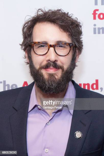 Josh Groban attends The 2017 Actors Fund Gala at Marriott Marquis Times Square on May 8 2017 in New York City