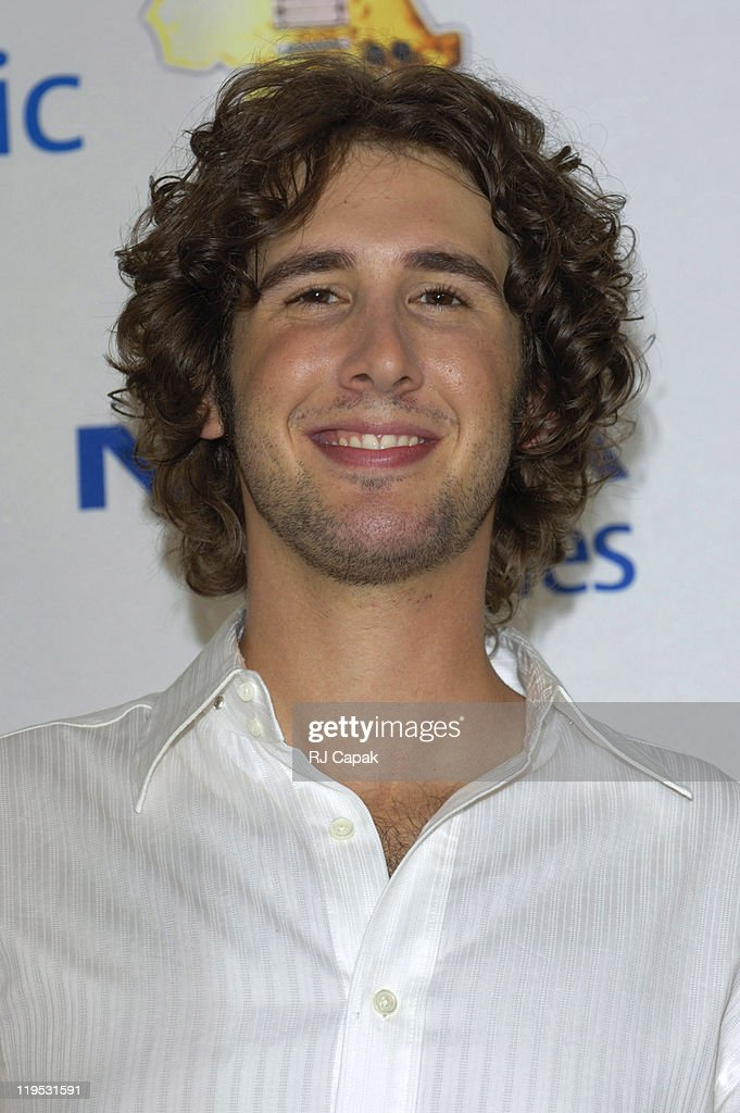 <a gi-track='captionPersonalityLinkClicked' href=/galleries/search?phrase=Josh+Groban&family=editorial&specificpeople=202917 ng-click='$event.stopPropagation()'>Josh Groban</a> during LIVE 8 - Philadelphia - Press Room at Philadelphia Museum of Art in Philadelphia, Pennsylvania, United States.