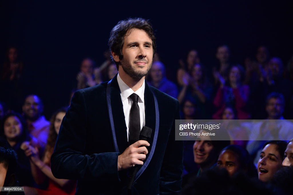CBS's A Home for the Holidays with Josh Groban