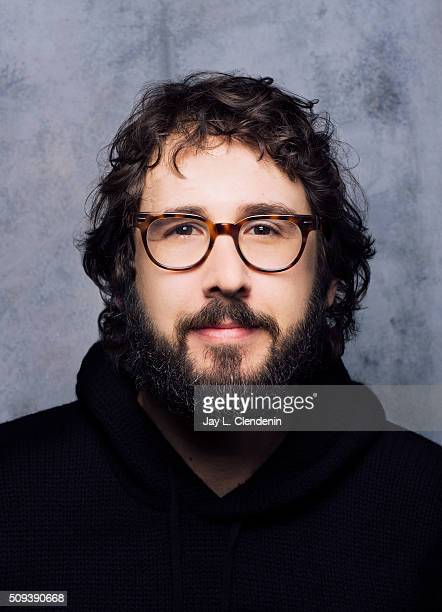 Josh Groban of 'The Hollars' poses for a portrait at the 2016 Sundance Film Festival on January 24 2016 in Park City Utah CREDIT MUST READ Jay L...