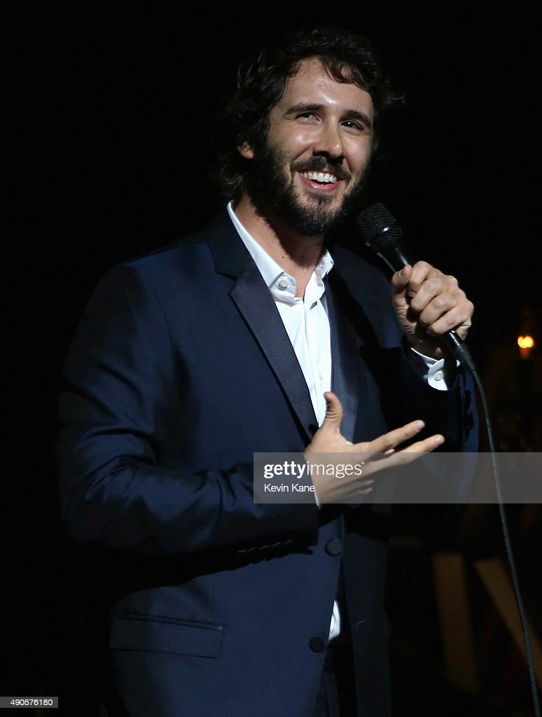 Josh Groban In Concert - New York, NY