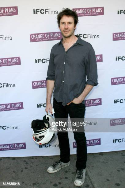 Josh Hamilton attends The New York Premiere of 'CHANGE OF PLANS' at IFC Center on June 8 2010 in New York City