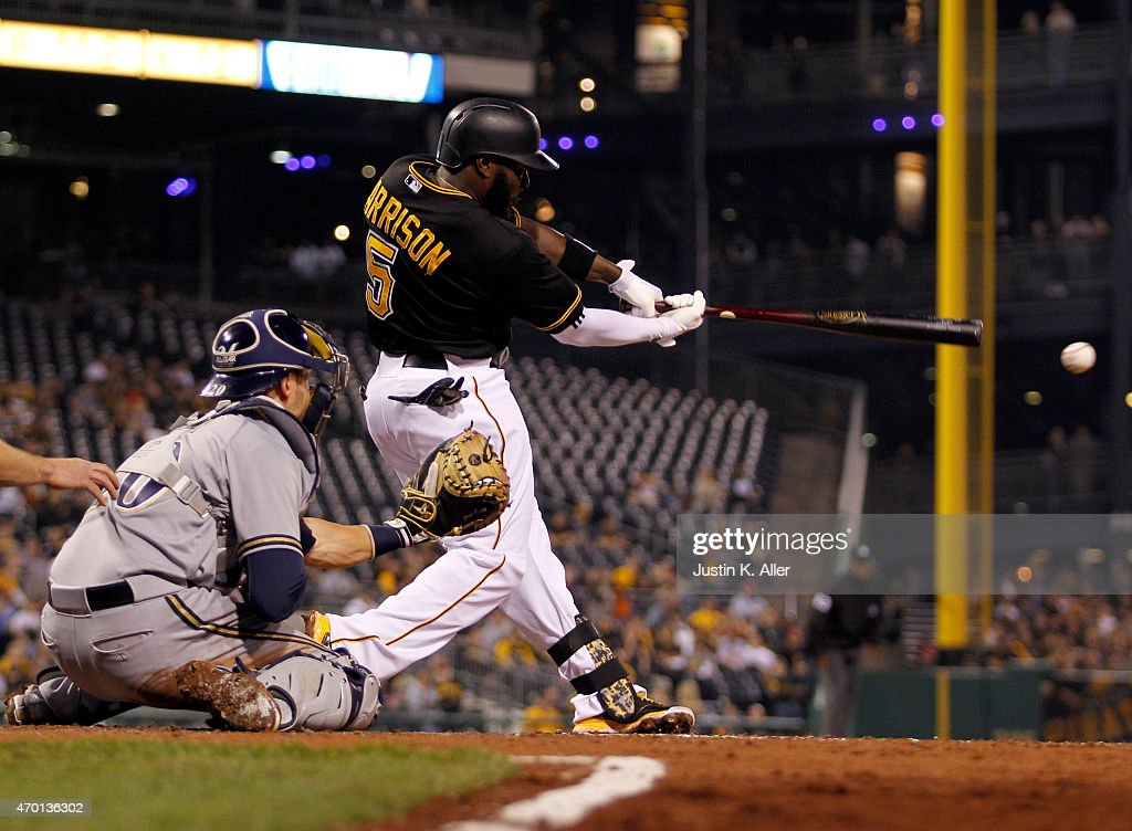 Milwaukee Brewers v Pittsburgh Pirates