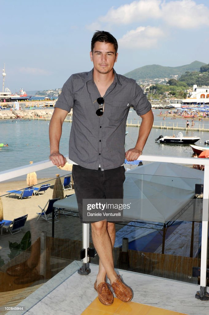 Josh Hartnett attends day three of the Ischia Global Film And Music Festival on July 13 2010 in Ischia Italy