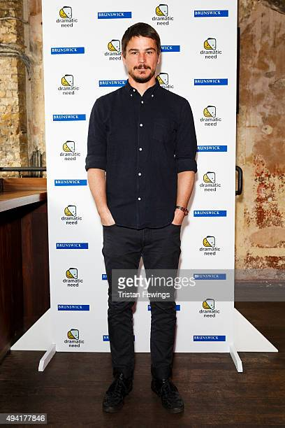 Josh Hartnett attends 'The Children's Monologues' Danny Boyle's production inspired by children from rural South Africa in aid of his charity...