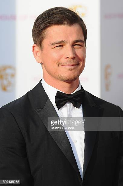 Josh Hartnett attends the House Of Fraser British Academy Television Awards 2016 at the Royal Festival Hall on May 8 2016 in London England