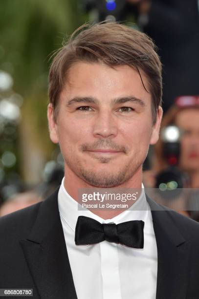 Josh Hartnett attends 'The Killing Of A Sacred Deer' premiere during the 70th annual Cannes Film Festival at Palais des Festivals on May 22 2017 in...