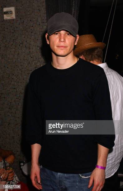 Josh Hartnett during CineVegas Film Festival 2003 Ghostbar After party for Filmmakers at Ghostbar at the Palms in Las Vegas Nevada United States