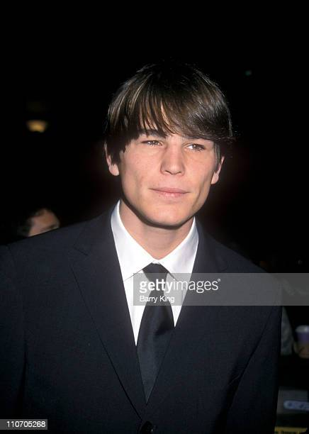 Josh Hartnett during 'Here on Earth' Premiere in Los Angeles California United States