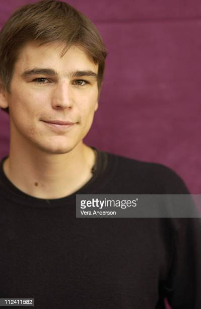 Josh Hartnett during 'Hollywood Homicide' Press Conference with Harrison Ford Josh Hartnett and Ron Shelton at The Four Seasons Hotel in Beverly...