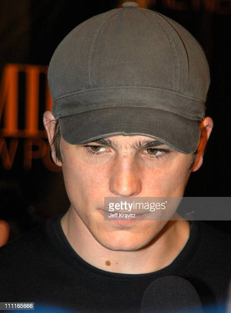 Josh Hartnett during Premiere Magazine's The New Power at The Ivar Nightclub in Hollywood California United States