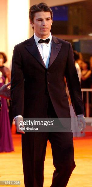 Josh Hartnett during The 63rd International Venice Film Festival 'The Black Dahlia' Premiere Arrivals at Palazzo Del Cinema in Venice Italy