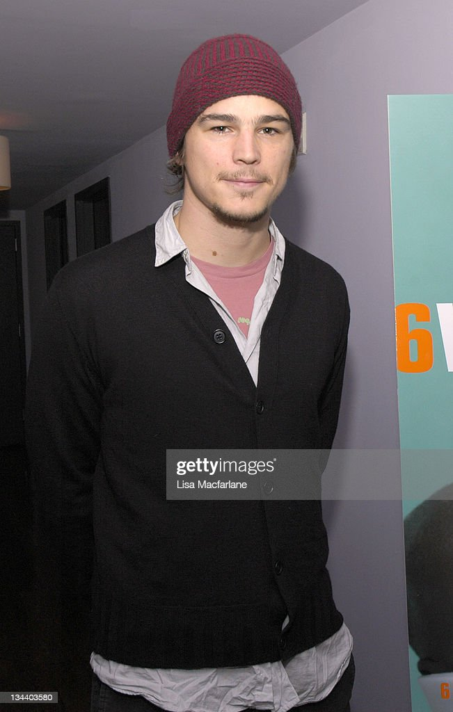 <a gi-track='captionPersonalityLinkClicked' href=/galleries/search?phrase=Josh+Hartnett&family=editorial&specificpeople=206503 ng-click='$event.stopPropagation()'>Josh Hartnett</a> **Exclusive Coverage** during FXB Presents '6 Villages 1 Global Fight Against AIDS' Campaign Launch at SoHo House in New York City, New York, United States.