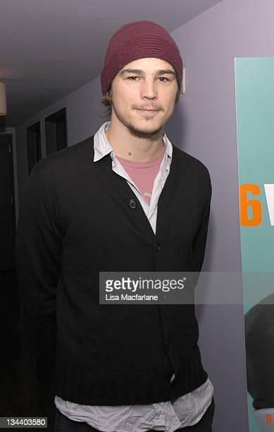 Josh Hartnett **Exclusive Coverage** during FXB Presents '6 Villages 1 Global Fight Against AIDS' Campaign Launch at SoHo House in New York City New...