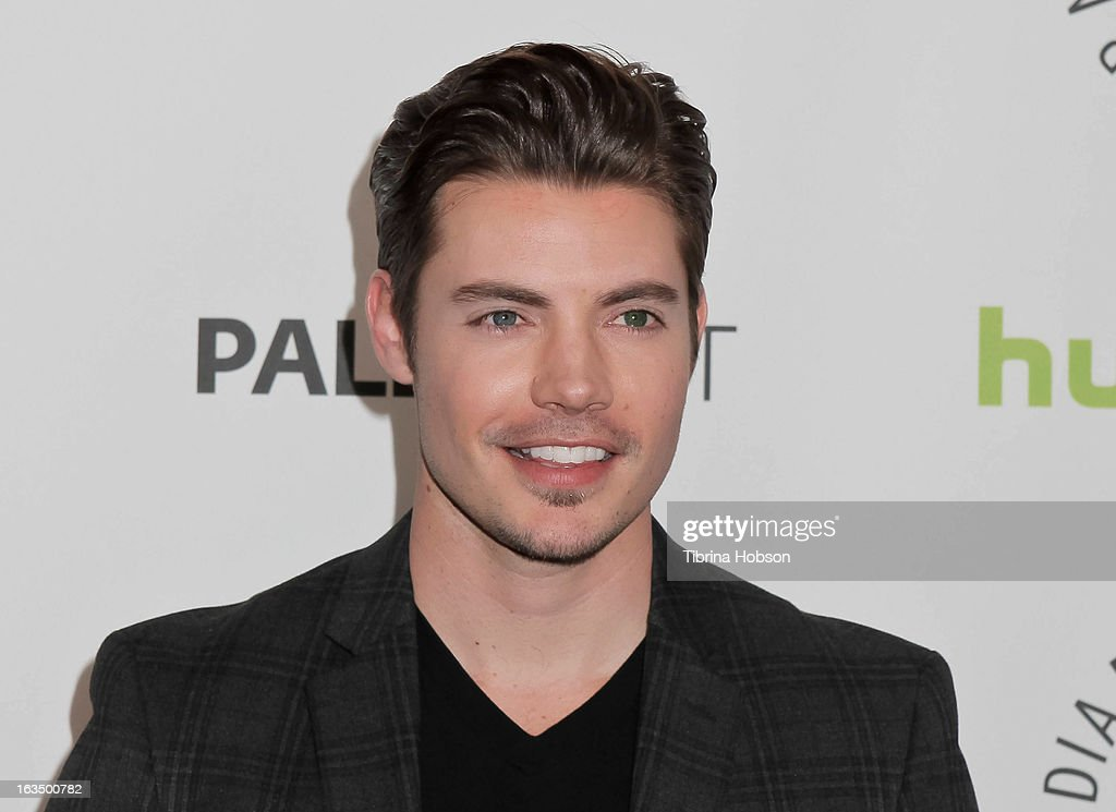 <a gi-track='captionPersonalityLinkClicked' href=/galleries/search?phrase=Josh+Henderson+-+Actor&family=editorial&specificpeople=635918 ng-click='$event.stopPropagation()'>Josh Henderson</a> arrives to the 30th annual PaleyFest for 'Dallas' at Saban Theatre on March 10, 2013 in Beverly Hills, California.