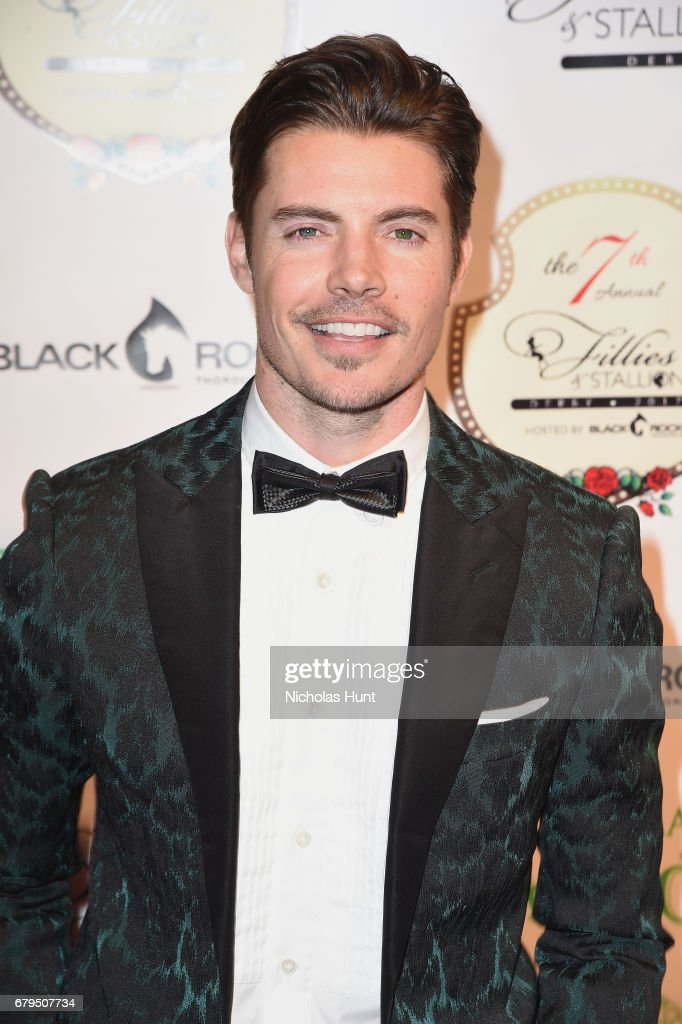 Josh Henderson attends the 7th Annual Fillies & Stallions Kentucky Derby Party hosted by Black Rock Thoroughbreds and sponsored by Patron on May 5, 2017 in Louisville, Kentucky.