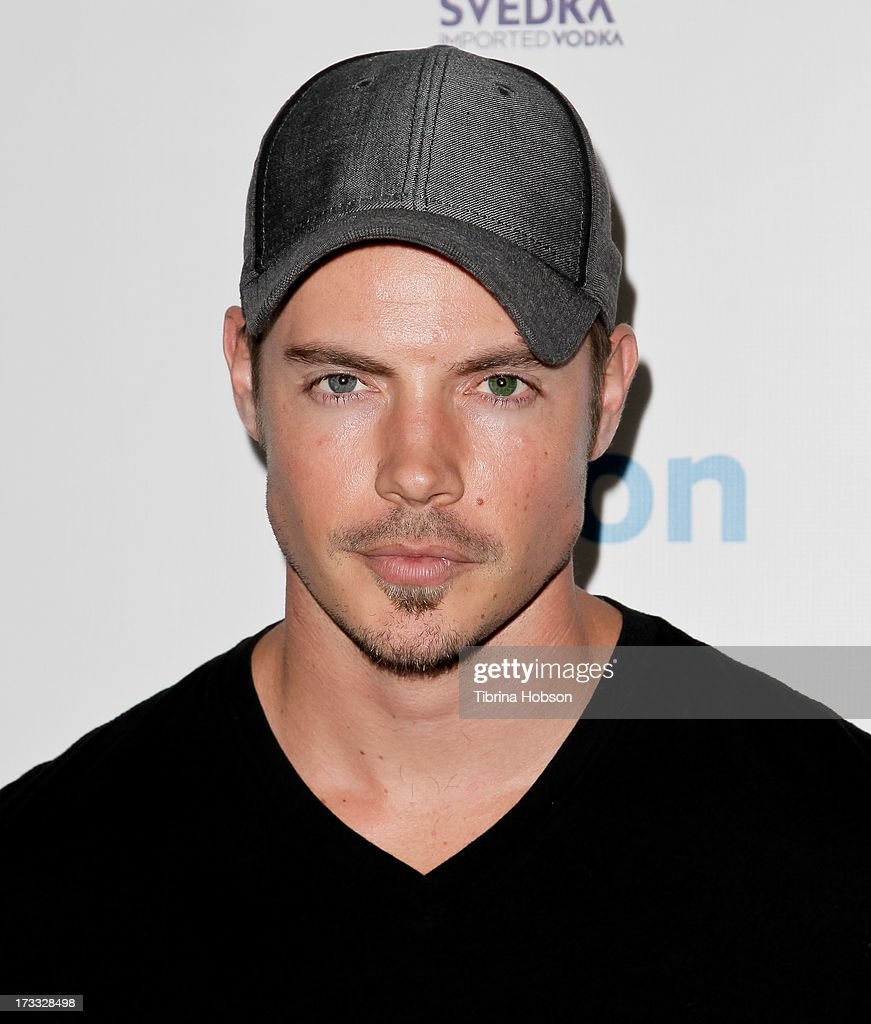 <a gi-track='captionPersonalityLinkClicked' href=/galleries/search?phrase=Josh+Henderson+-+Actor&family=editorial&specificpeople=635918 ng-click='$event.stopPropagation()'>Josh Henderson</a> attends the Gents at Kitson launch event at Kitson on Roberston on July 11, 2013 in Beverly Hills, California.