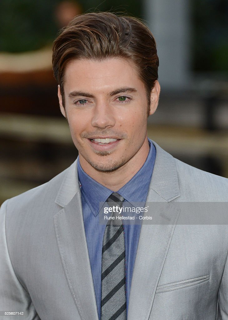 Josh Henderson attends the launch party of Dallas at Old Billingsgate