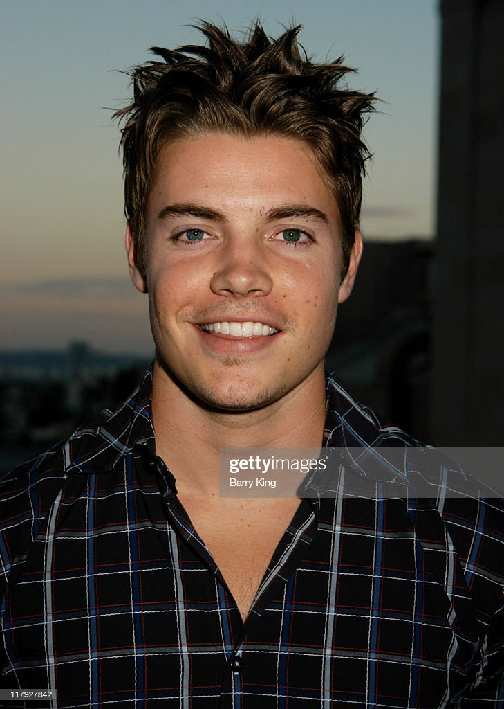Josh Henderson during Hollywood Knights Basketball Team Wrap Party - Inside at The Highlands in Hollywood, California, United States.