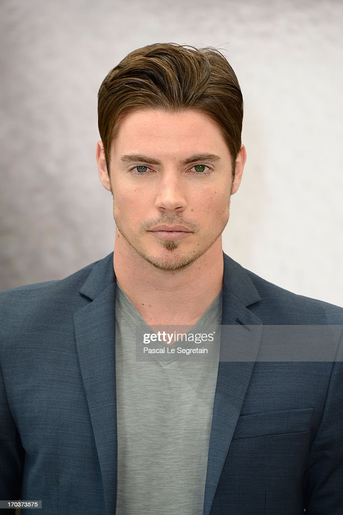 Josh Henderson poses at a photocall during the 53rd Monte Carlo TV Festival on June 12, 2013 in Monte-Carlo, Monaco.