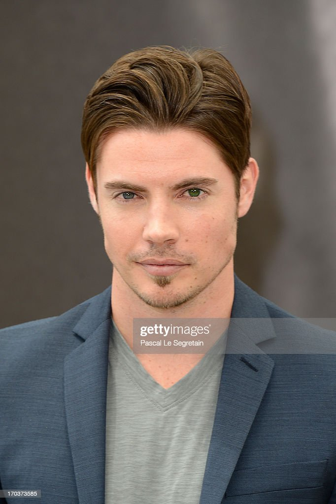 <a gi-track='captionPersonalityLinkClicked' href=/galleries/search?phrase=Josh+Henderson+-+Ator&family=editorial&specificpeople=635918 ng-click='$event.stopPropagation()'>Josh Henderson</a> poses at a photocall during the 53rd Monte Carlo TV Festival on June 12, 2013 in Monte-Carlo, Monaco.