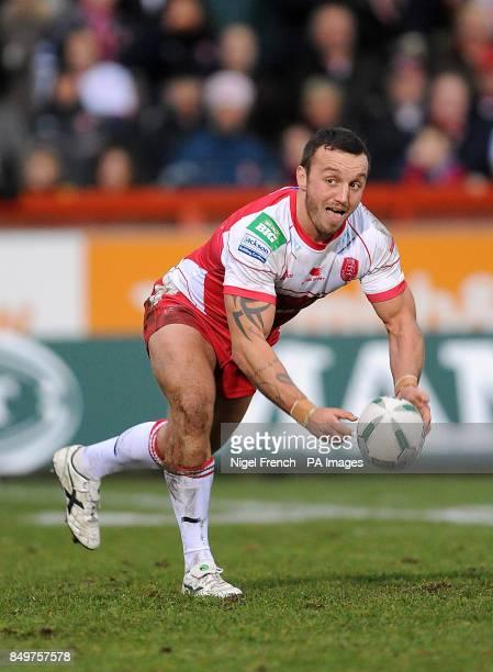 Josh Hodgson Hull KR