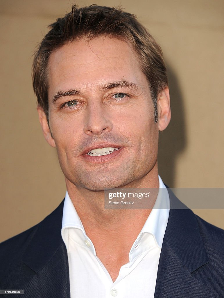 Josh Holloway arrives at the Television Critic Association's Summer Press Tour - CBS/CW/Showtime Party at 9900 Wilshire Blvd on July 29, 2013 in Beverly Hills, California.