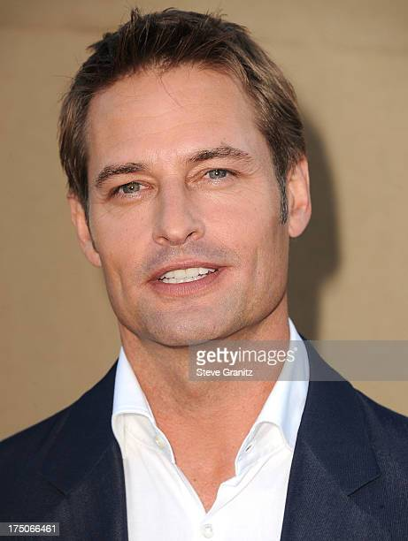 Josh Holloway arrives at the Television Critic Association's Summer Press Tour CBS/CW/Showtime Party at 9900 Wilshire Blvd on July 29 2013 in Beverly...
