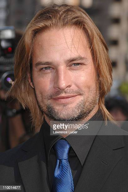Josh Holloway during 2007 ABC Network UpFront at Lincoln Center in New York City New York United States