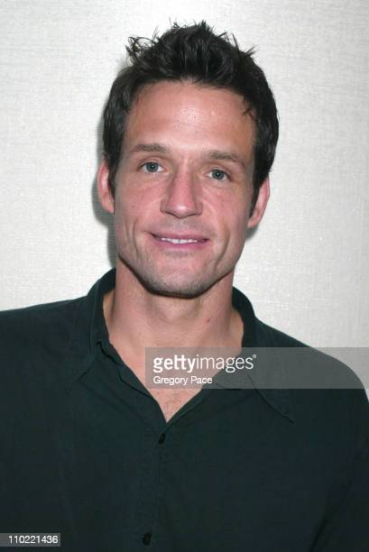 Josh Hopkins of the WB's 'Pepper Dennis' during The Gersh Agency Celebrates New York UpFronts with Gotham Magazine Inside the Party at BED in New...