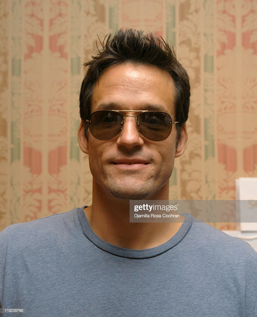 Josh Hopkins wearing Giorgio Armani 261S Sunglasses