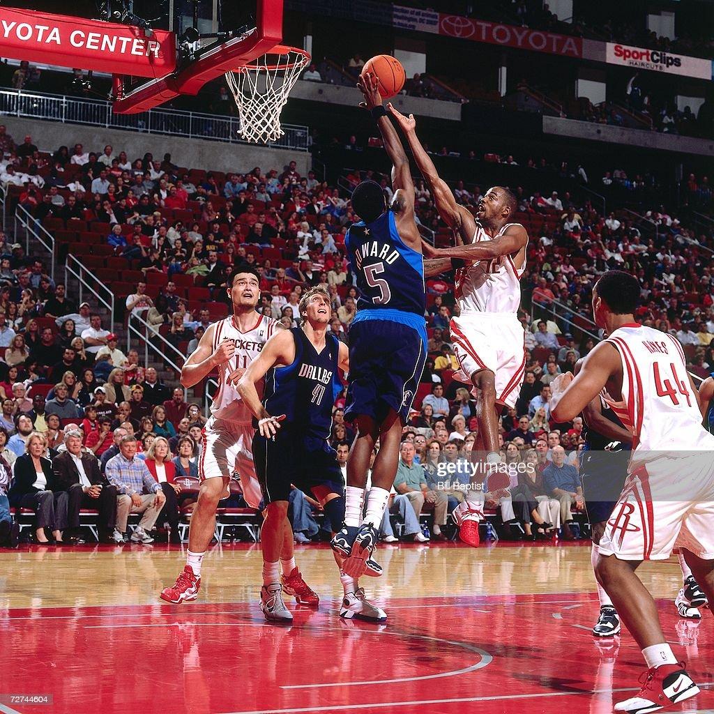 s et images de Dallas Mavericks v Houston Rockets