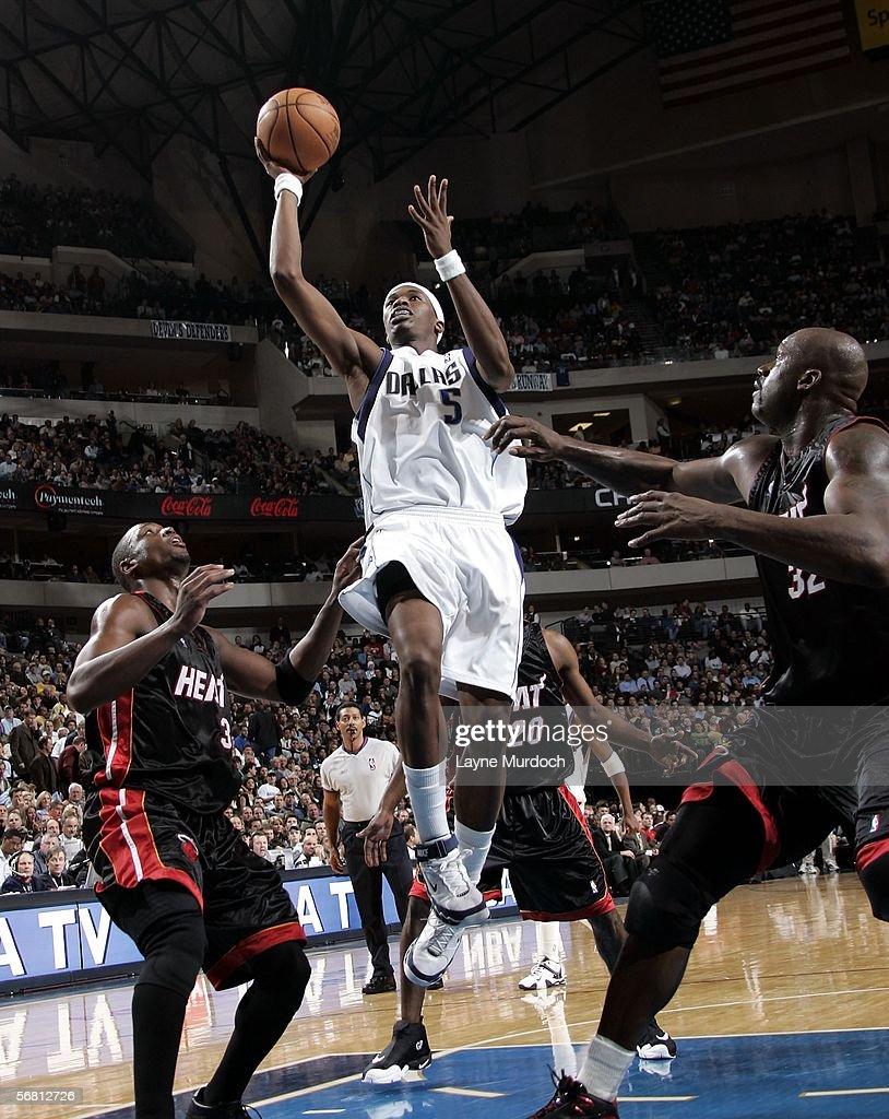 Miami Heat v Dallas Mavericks s and