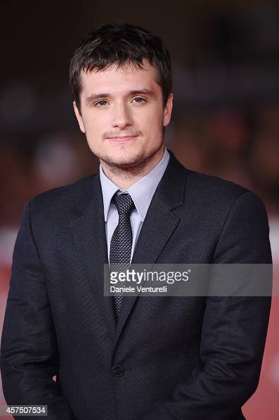 Josh Hutcherson attends 'Escobar Paradise Lost' Red Carpet during the 9th Rome Film Festival at Auditorium Parco Della Musica on October 19 2014 in...