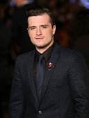Josh Hutcherson attends 'The Hunger Games Mockingjay Part 2' UK premiere at Odeon Leicester Square on November 5 2015 in London England