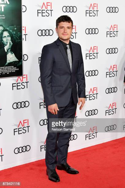 Josh Hutcherson attends the screening of 'The Disaster Artist' at AFI FEST 2017 Presented By Audi at TCL Chinese Theatre on November 12 2017 in...