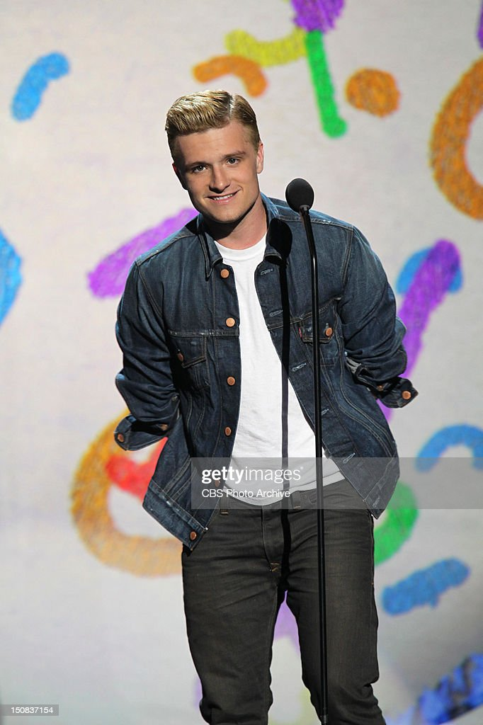 "Josh Hutcherson during TEACHERS ROCK presented by Walmart and Walden Media's upcoming feature film 'œWon't Back Down'"" a special tribute concert celebrating teachers and education. The special will broadcast from Nokia Theatre L.A. LIVE on Friday, August 17 (8:00-9:00 PM, ET/PT) on the CBS Television Network."