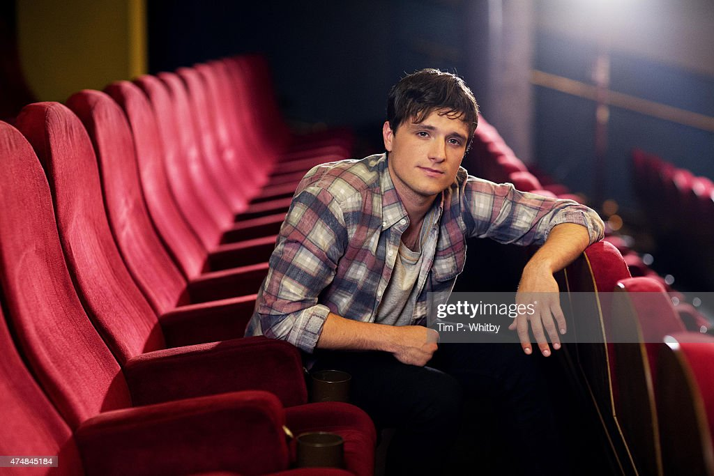 <a gi-track='captionPersonalityLinkClicked' href=/galleries/search?phrase=Josh+Hutcherson&family=editorial&specificpeople=673588 ng-click='$event.stopPropagation()'>Josh Hutcherson</a> in Budapest working on Canon's Project Imagination: The Trailer on May on May 25, 2015 in Budapest, Hungary.