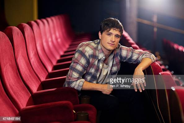 Josh Hutcherson in Budapest working on Canon's Project Imagination The Trailer on May on May 25 2015 in Budapest Hungary