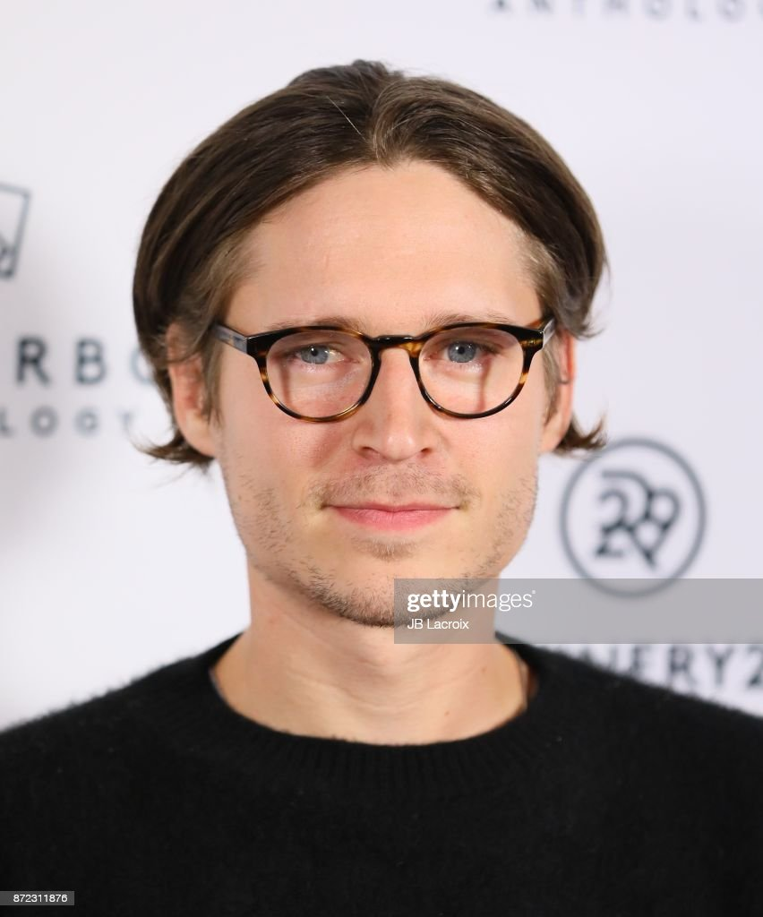 Josh Kaye attends the premiere of Starlight Studios and Refinery29's 'Come Swim' on November 9, 2017 in Los Angeles, California.