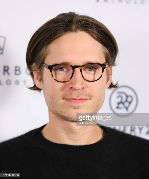 Josh Kaye attends the premiere of Starlight Studios and Refinery29's 'Come Swim' on November 9 2017 in Los Angeles California
