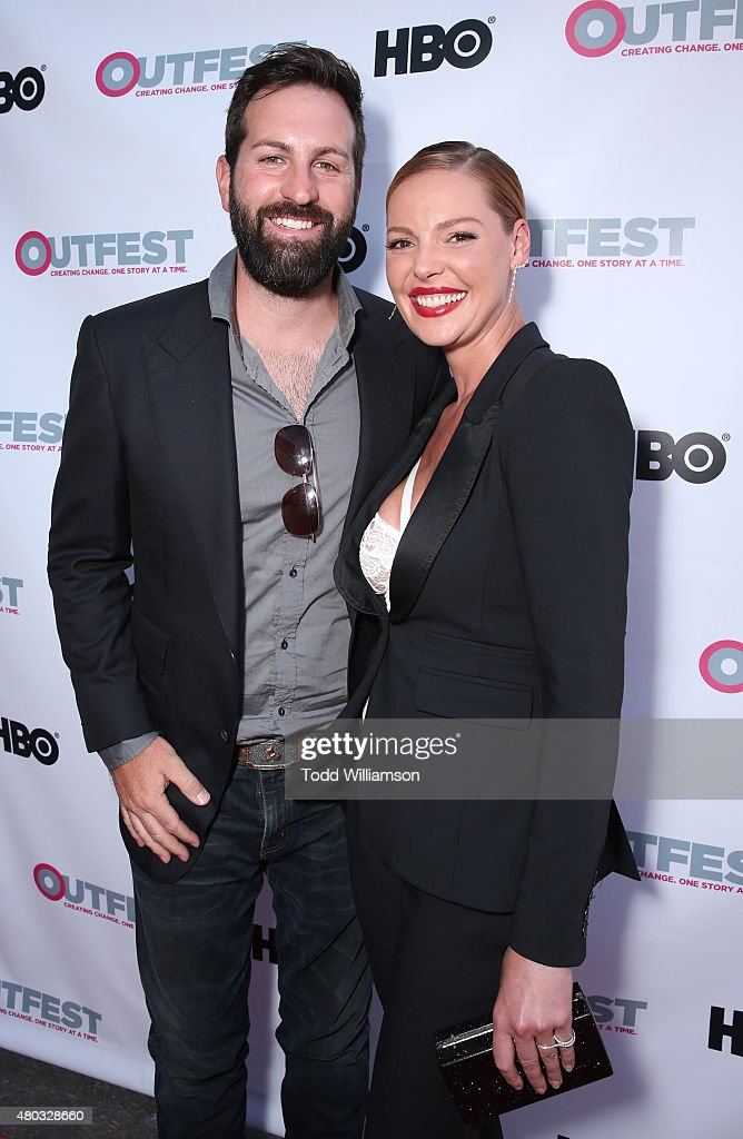 "Premiere Of IFC Film's ""Jenny's Wedding"" At 2015 Outfest Los Angeles LGBT Film Festival - Red Carpet"