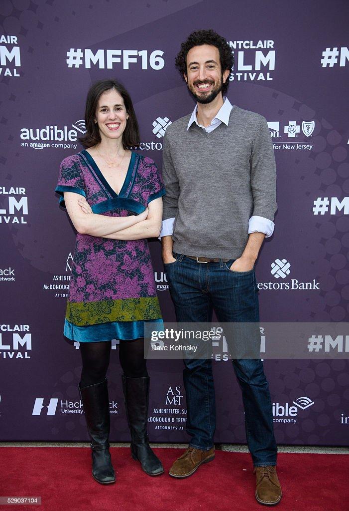 Josh Kriegman & Elyse Steinberg attend the Montclair Film Festival 2016 on May 7, 2016 in Montclair City.