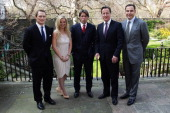 BBC Sport Relief Drinks Reception at No. 10