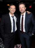 Josh Lucas and Jason Sudeikis attend GQ's Gentlemen's Ball Presented By Gentleman Jack Land Rover Movado and Nautica at The Edison Ballroom on...