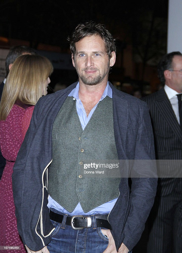 Josh Lucas attends The Museum of Modern Art Film Benefit Honoring Quentin Tarantino at MOMA on December 3, 2012 in New York City.